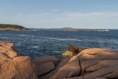 View From Thunder Hole