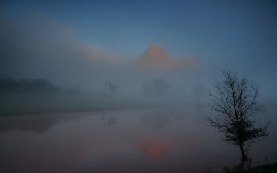 Fog Burning…ute Valley