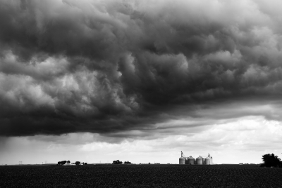 Storm Clouds Over Tremont
