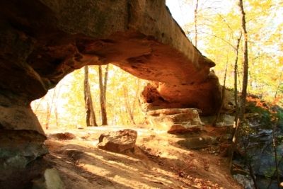 Red River Gorge (princess Arch)