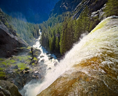 Force Of Nature – Merced River @ Vernal Falls