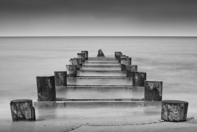 Ladder To The Sea