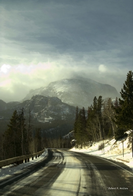 """road To The Rockies"""