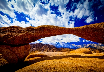 Arch To Mt. Whitney