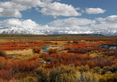 South Fork Humboldt River/ruby Mountains