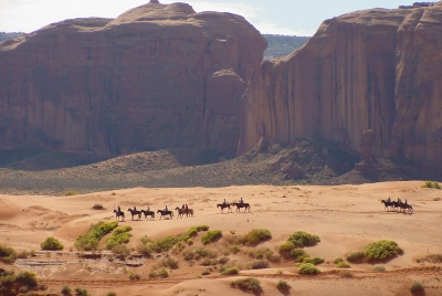Monument Valley Trail Ride