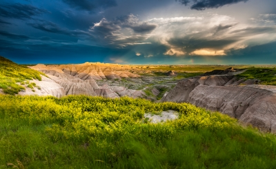 Panorama Point, Badlands