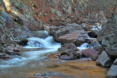 Pickle Creek After The Rains