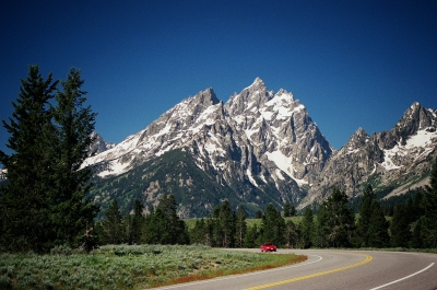 Awesome Tetons