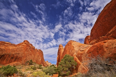Utah, Arches National Park, Devils Garden