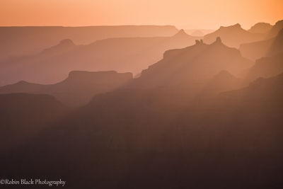 Layers Of Light, Grand Canyon