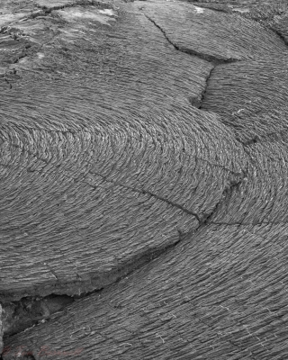 Pahoehoe Textures
