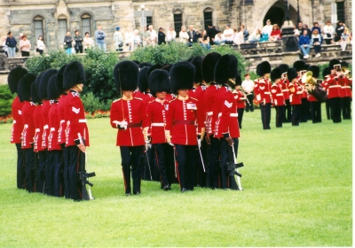 The Changing Of Th Guard