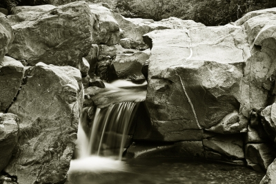 Creek Water Fall