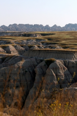 Badlands Gorge