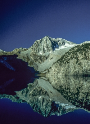 Hagerman Peak And Snowmass Lake