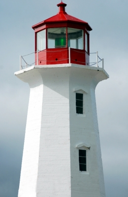 Lighhouse At Peggy's Cove