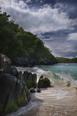 Cove In Paradise