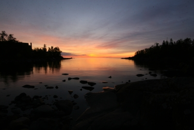 Dawn At Cove Point