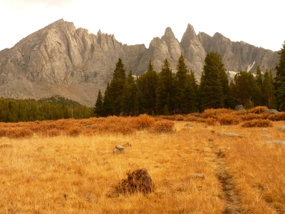 Golden Days In The Wind River Range