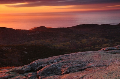 Dawn, Cadillac Mountain