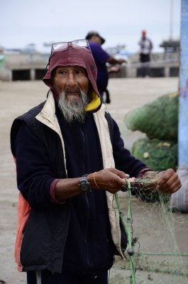 The Fisherman From Lima