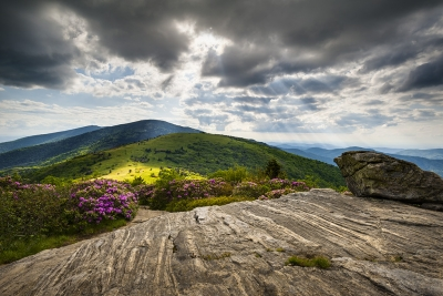 Heaven And Earth – Jane Bald Roan Mountain Highlands Nc / Tn