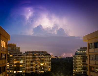 Colors Of Lightning