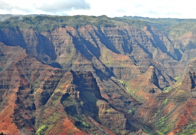Grand Canyon Of Hawaii