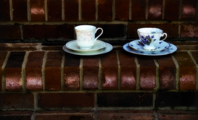Frontsteps And Fine China