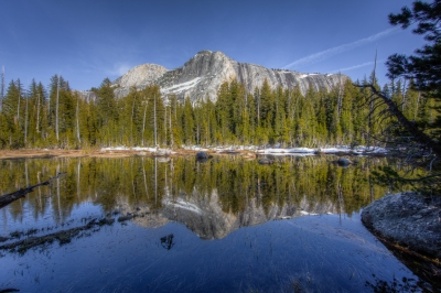 Yosemite Vernal Pool Reflection