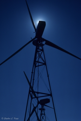 Eclipse Of The Wind Generator