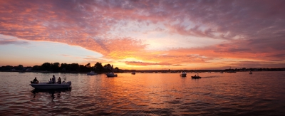 Wickford Harbor Panoramic #2