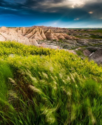 Panorama Point – Badlands