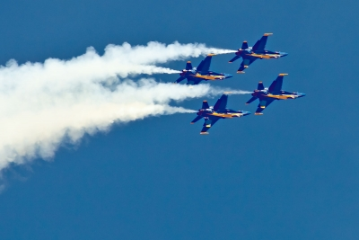 Blue Angels – Over The Top