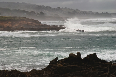 Stormy In Cambria