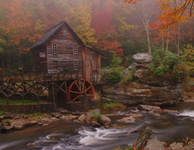 Old Mill Babcock St. Park