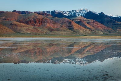 Steens Reflection