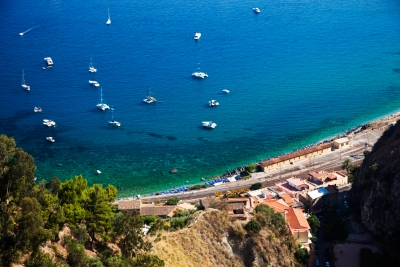 Afternoon In Taormina