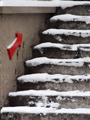 Iceland Stairs