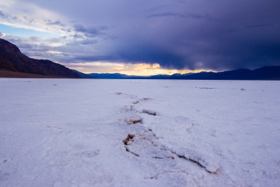 Badwater Basin Salt Flats – Death Valley