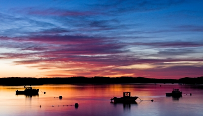 Castine Maine Sunrise