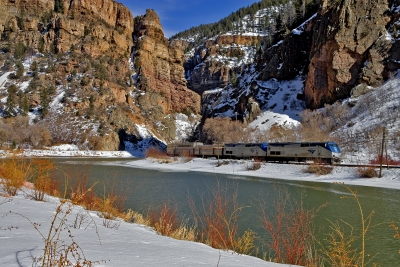 Glenwood Springs Train