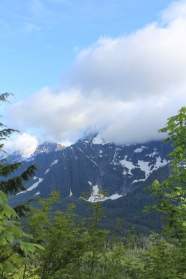 Wonderful Day In The Cascades