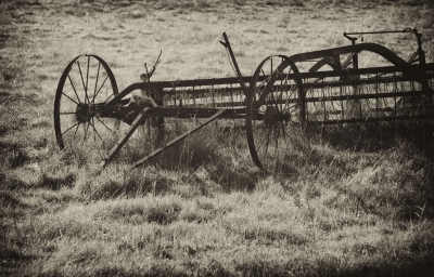 Old Farm Equiptment