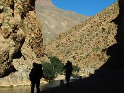 Hiking Aound Morocco