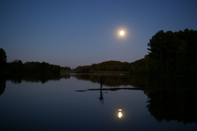 Moonrise, Little Mulberry Park