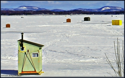 Ice Shack Habitat