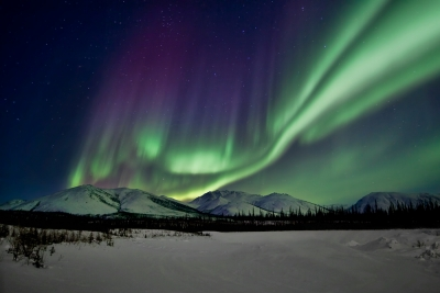 Aurora Curtain – Brooks Range