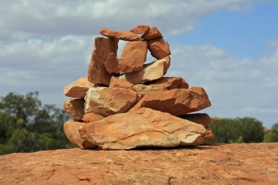 Cairn To Show The Way